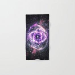 Collapsed Galaxy Eye Hand & Bath Towel