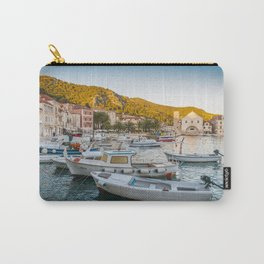 streets of Hvar Carry-All Pouch