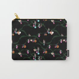 90's holiday cheer! Carry-All Pouch
