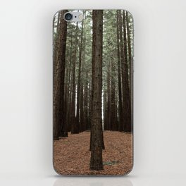 Let Me Grow iPhone Skin