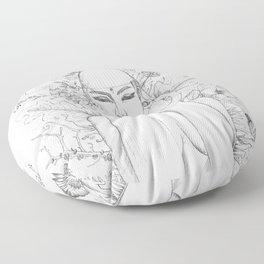 Divine Maya Floor Pillow