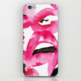 Lip Service iPhone Skin