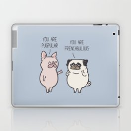 Pugpular Laptop & iPad Skin