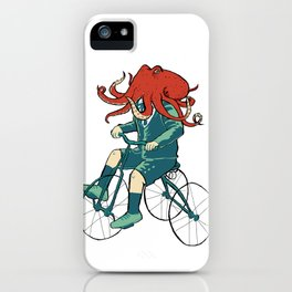 Little Cthulhu iPhone Case