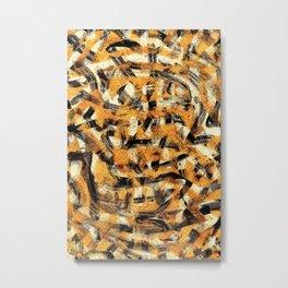 Pattern № 5 Metal Print