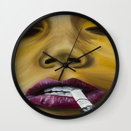 Marb Lights Wall Clock