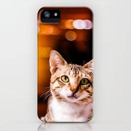 Nekorama iPhone Case