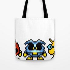 Dr. Mario Viruses Tote Bag