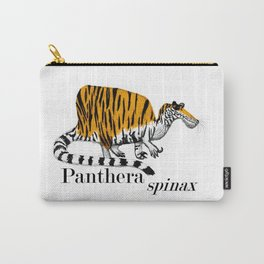 Panthera spinax Carry-All Pouch