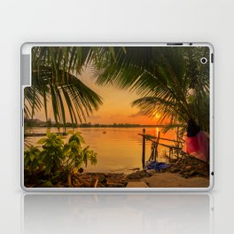 Sunset in Hoi An Vietnam Laptop & iPad Skin