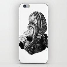 Chimp iPhone & iPod Skin