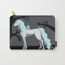 Crystal Horse Carry-All Pouch