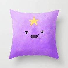 Adventure Time - Lumpy Space Princess Throw Pillow