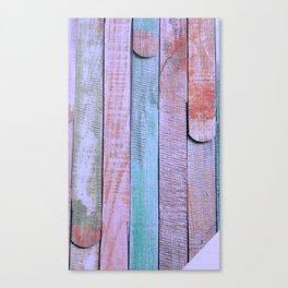 Vintage Colors Canvas Print