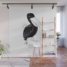 COMMUNIST DUCK Wall Mural