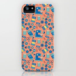Bits and Bobs iPhone Case