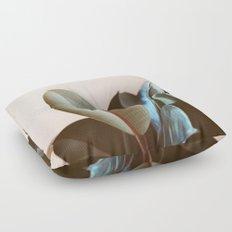 Ficus Elastica #1 Floor Pillow
