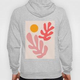 Henri Matisse - Leaves - Blush Hoody