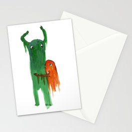 Moster Hug Stationery Cards