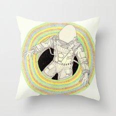 Augonaut Throw Pillow