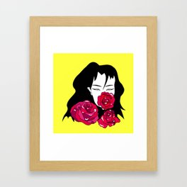 Xiao Framed Art Print