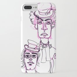 Hatters  iPhone Case