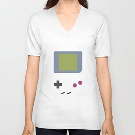 GAME BOY Unisex V-Neck