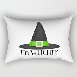 I'm Witchin' Rectangular Pillow
