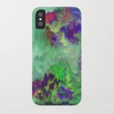 Jade Storm iPhone X Slim Case