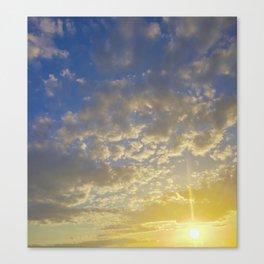 Sunset 2.0 Canvas Print
