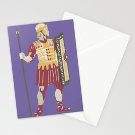 ROMAN SOLDIER  Stationery Cards