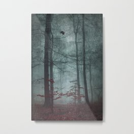 here comes the feaR Metal Print