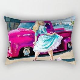Rebel Love - Kassandra Love Rectangular Pillow