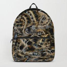 Tree Killing Caterpillars Backpack