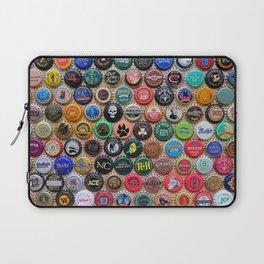 Beer & Ale Caps #3 Laptop Sleeve