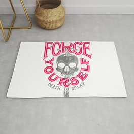 Forge Yourself Rug