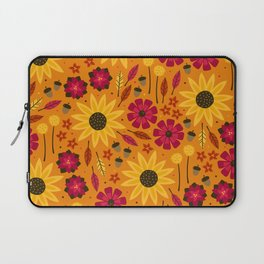 Fall is in th Air Laptop Sleeve