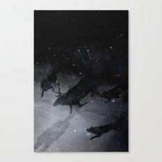 Lesser Evils Canvas Print