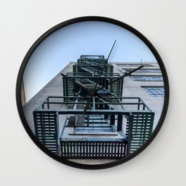 The Dogpatch Escape Wall Clock