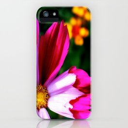 High Cove Tri Color iPhone Case