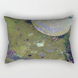 Dust 04 - Post Biological Universe Rectangular Pillow