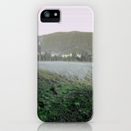 Frost Bite iPhone Case