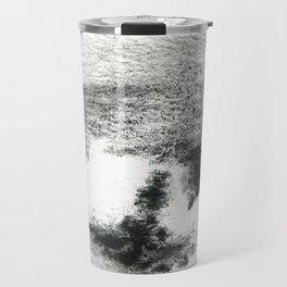 Black/white#2 Travel Mug