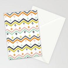 Blanket Stripe Stationery Cards