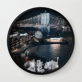 Sweet Views Wall Clock