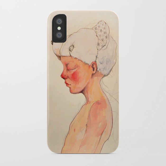 Little dreamer iPhone Case