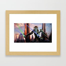 GRIEVOUS Framed Art Print