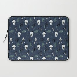 Tombstone - Blue Laptop Sleeve