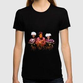 David S. Pumpkins - Any Questions? T-shirt