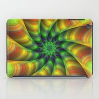 fractal iPad Cases featuring Fractal by David Zydd